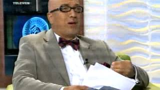 Richard Ujueta en el Noticiero Televen 12 nov. 2014