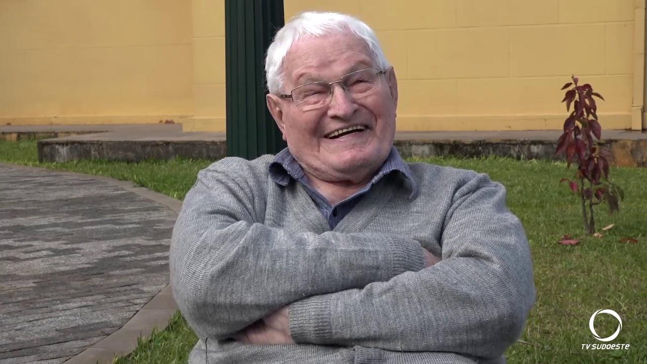 Frei Policarpo Berri completa 96 anos de vida