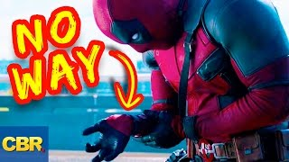 10 Secrets Deadpool Is Hiding About His Superpowers
