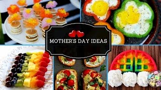💗Easy Last Minute DIY Mothers Day  Breakfast And Brunch Ideas 2017💗