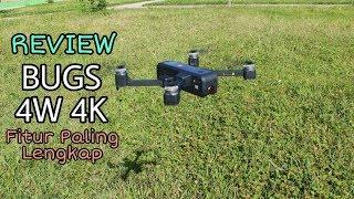 Review Drone Mjx Bugs 4w 4k Fitur Paling Lengkap