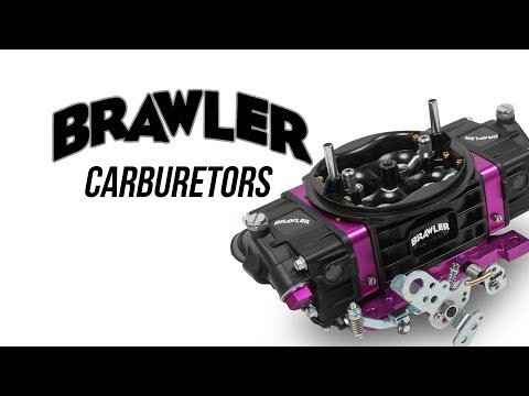 Brawler Carburetors