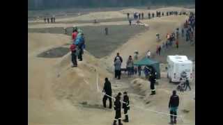 preview picture of video 'Świętokrzyski Puchar w motocrossie 15.04.2012 Dębska Wola'