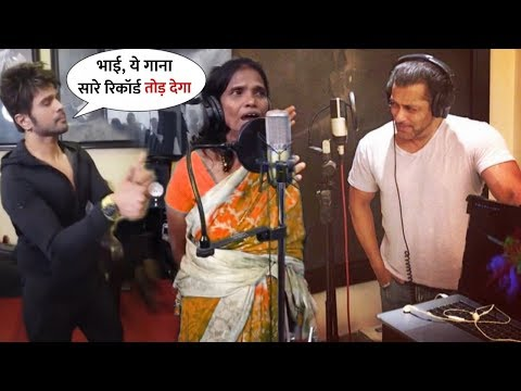 Salman Khan and Himesh Reshammiya 3rd Song with Ranu Mondal