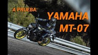 Yamaha MT-07 2018, a prueba en Motorpasión Moto