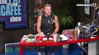 The Pat McAfee Show   Monday July 27th, 2020