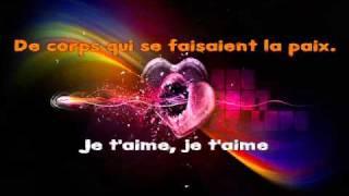 Lara Fabian Je T'aime   Karaoké