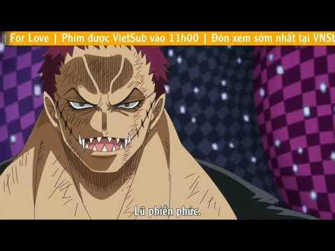 Tổng hợp những lần Luffy bộc phát Haki bá vương