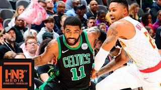 Boston Celtics vs Atlanta Hawks Full Game Highlights | 11.23.2018, NBA Season