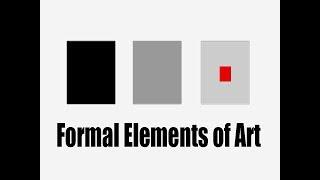 The Formal Elements Of Art- Understanding Modern Art