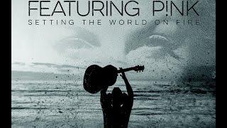 Kenny Chesney - Setting The World On Fire (Duet With P!nk)