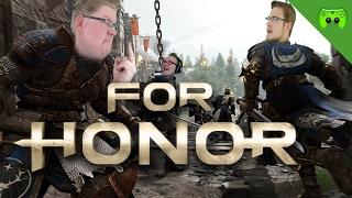 GEBORENE KRIEGER! 🎮 For Honor #1
