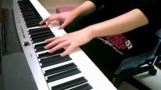 独学Piano ~Princess Mononoke : Ashitaka And Sanもののけ姫:アシタカとサン