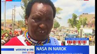 What Narok residents expect from the NASA visit