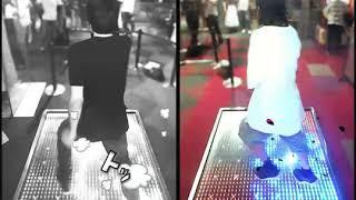 二人とも背面で!!「Butterfly / Kors K Feat.Starbitz」 #DANCERUSH_STARDOM