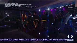 Maite Perroni   Bum Bum Dale Dale (performance) [SOLO VERSION]