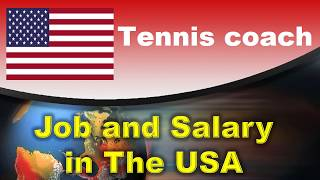 Tennis coach Salary in the United States - Jobs and Wages in the United States