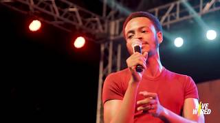Ogranya - Serenade & Wicked Somebody (Live at Live Wyred, Accra Ghana)
