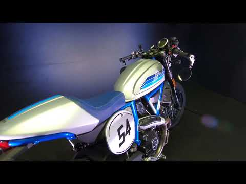 2019 Ducati Scrambler Cafe Racer in De Pere, Wisconsin - Video 1
