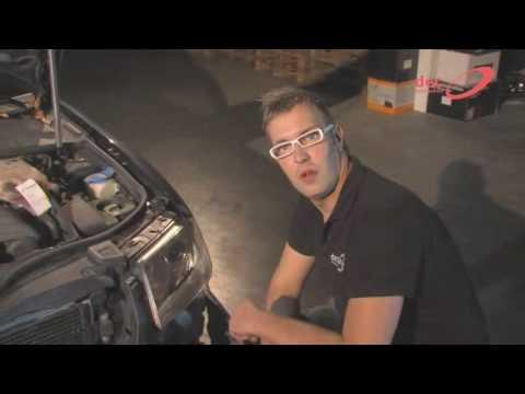 DECTANE Tagfahrlicht-Optik Scheinwerfer VW Passat 3BG SWV11GXB