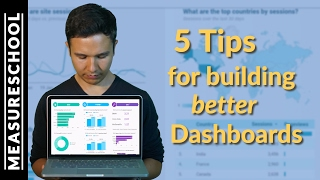 5 Tips for Building Better Data Dashboards