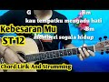 Chord Mudah Kebesaran Mu ST12 By Darmawan Gitar Tutorial