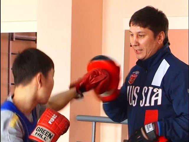 Одинские боксеры показывают класс