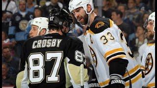 NHL - Stars Fighting