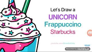 Cute And Easy Drawings Of Starbucks