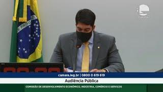 DESENVOLVIMENTO ECONÔMICO - Competitividade e transição energética - 20/10/2021 16:00
