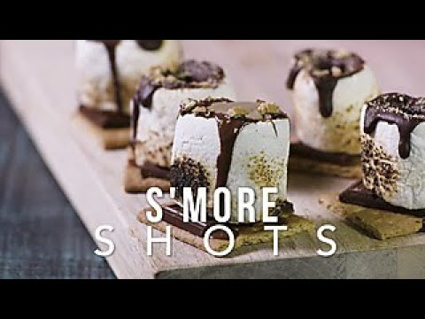 How to Make S'more Shots - HGTV