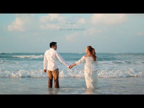 Don and Clar - DIY Pre-Wedding in Abu Dhabi