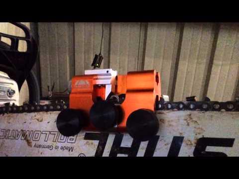 The chainsaw guy shop talk Stihl MS 391 chainsaw 10 24