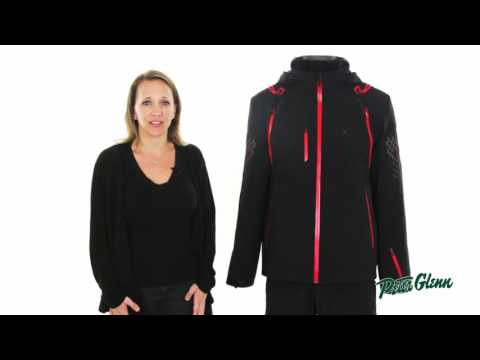 2017 Spyder Men's Pinnacle Ski Jacket Review by Peter Glenn