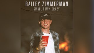Bailey Zimmerman Small Town Crazy