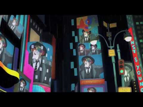 Phantom Boy (Trailer)