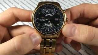 Механические часы orient с автоподзаводом