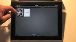 Kindle App on iPad for Beginners   H2TechVideos