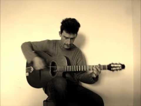 Cyril Duclos Improvisation n° 1  (1937) Django Reinhardt