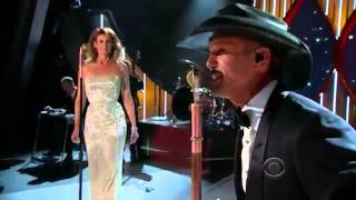 Tim McGraw And Faith Hill   2014 ACM Awards   Meanwhile Back At Mama's