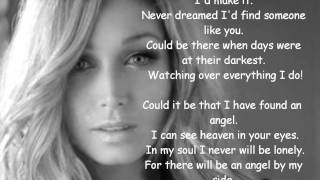 Do- Angel by my side lyrics