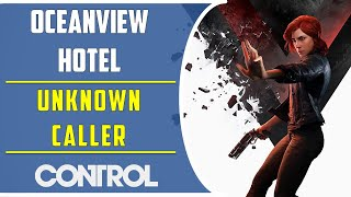 Oceanview motel Puzzle | Unknown Caller | Control Game