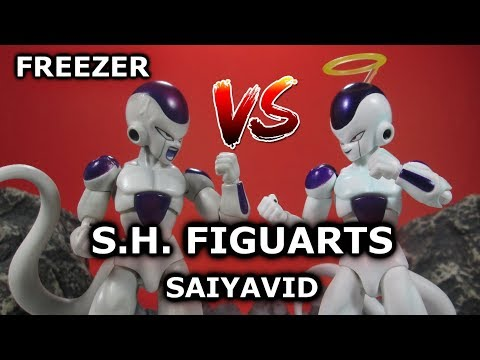 Freezer Resurrection S.H. Figuarts Dragon Ball Z Review en Español