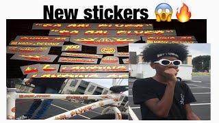 Sticker Reveal