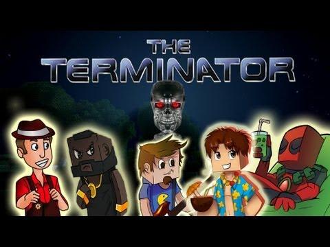 МЫ ТЕРМИНАТОРЫ (MINECRAFT MINI-GAME)