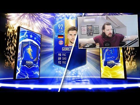 GUARANTEED LIGA NOS TOTS SBC + INSANE GORETZKA TOTS SBC! - FIFA 19 Ultimate Team