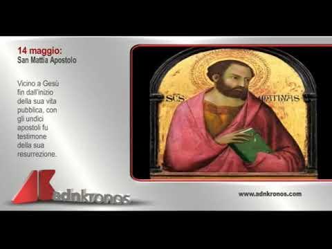 SANTO DEL GIORNO: SAN MATTIA APOSTOLO