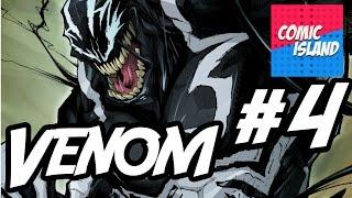 Venom #4 – The Scorpion attacks!