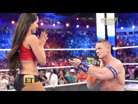 John Cena Talks Turning 40: Why Fiancee Nikki Bella Must Be by His Side