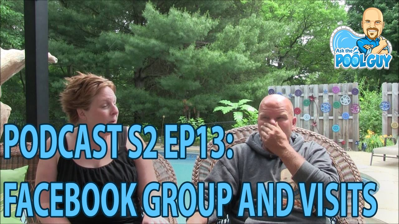 Conversations with Ask the Pool Guy: Season 2 {Episode 13}